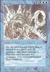 Brine Hag - Legends