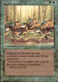 Elven Riders - Legends