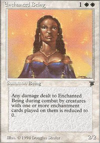 Enchanted Being - Legends