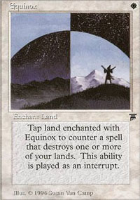Equinox - Legends