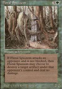 Floral Spuzzem - Legends