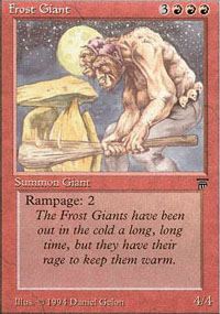Frost Giant -