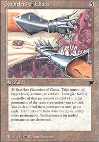 Gauntlets of Chaos - Legends