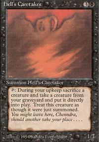Hell's Caretaker - Legends