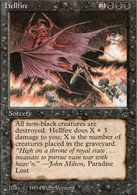Hellfire - Legends