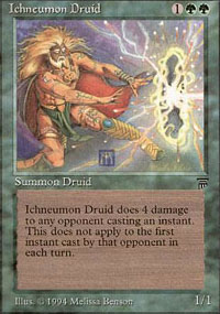 Ichneumon Druid - Legends