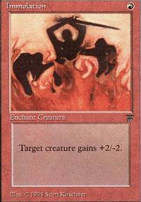 Immolation - Legends