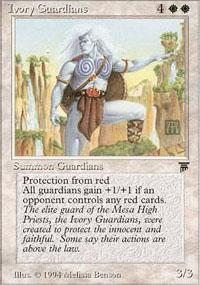 Ivory Guardians - Legends