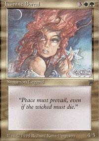 Jasmine Boreal - Legends