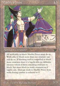Marble Priest - Legends