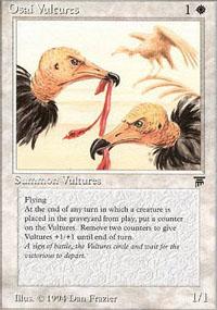 Osai Vultures - Legends