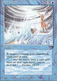 Part Water - Legends