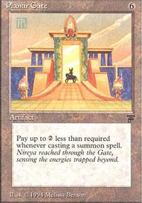 Planar Gate - Legends
