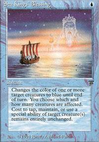 Sea Kings' Blessing - Legends