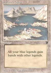 Seafarer's Quay - Legends