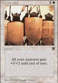 Shield Wall - Legends
