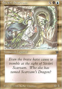 Sivitri Scarzam - Legends