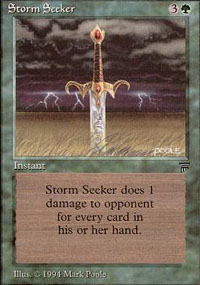 Storm Seeker - Legends