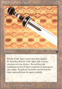Sword of the Ages -