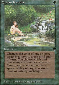 Sylvan Paradise - Legends