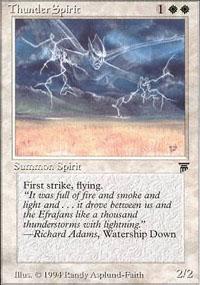 Thunder Spirit - Legends