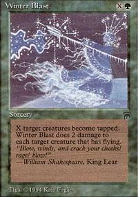 Winter Blast - Legends