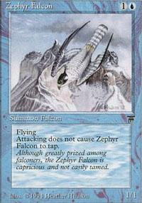 Zephyr Falcon - Legends