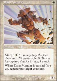 Daru Mender - Legions
