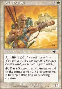 Daru Stinger - Legions