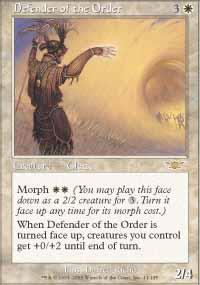 Defender of the Order - Legions