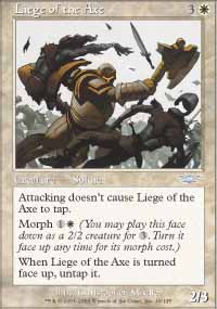 Liege of the Axe - Legions
