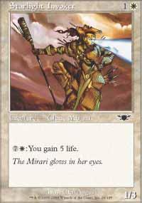Starlight Invoker - Legions