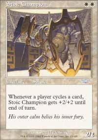 Stoic Champion - Legions