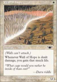 Wall of Hope - Legions