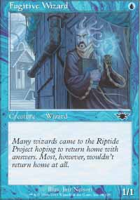 Fugitive Wizard - Legions