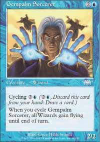 Gempalm Sorcerer - Legions