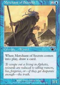 Merchant of Secrets - Legions