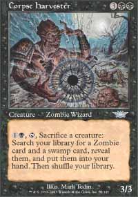 Corpse Harvester - Legions