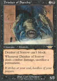Drinker of Sorrow - Legions