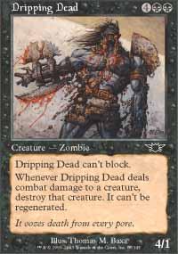 Dripping Dead - Legions