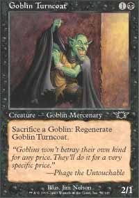 Goblin Turncoat - Legions