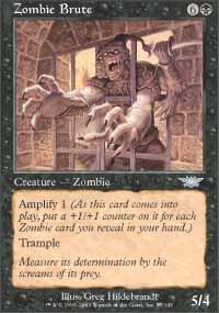 Zombie Brute - Legions