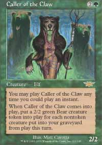 Caller of the Claw - Legions
