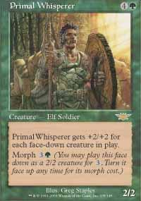 Primal Whisperer - Legions