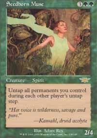 Seedborn Muse - Legions