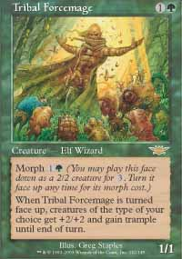Tribal Forcemage - Legions