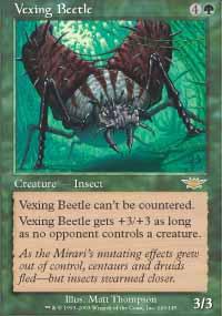 Vexing Beetle - Legions
