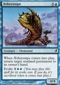 Aethersnipe - Lorwyn