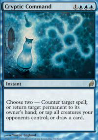 Cryptic Command - Lorwyn