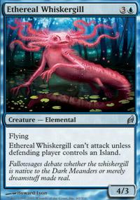 Ethereal Whiskergill - Lorwyn